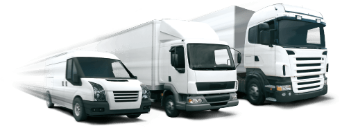 Image result for courier trucks